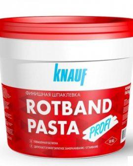 Шпаклевка Knauf Rotband Паста профи 18 кг