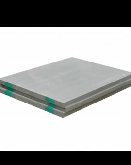 Плита пазогребневая Волма полнотелая влагостойкая 667х500х80 мм