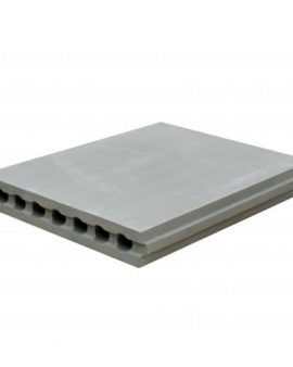 Плита пазогребневая Волма пустотелая 667х500х80 мм