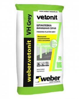 Шпаклевка Weber Vetonit vh 20 кг